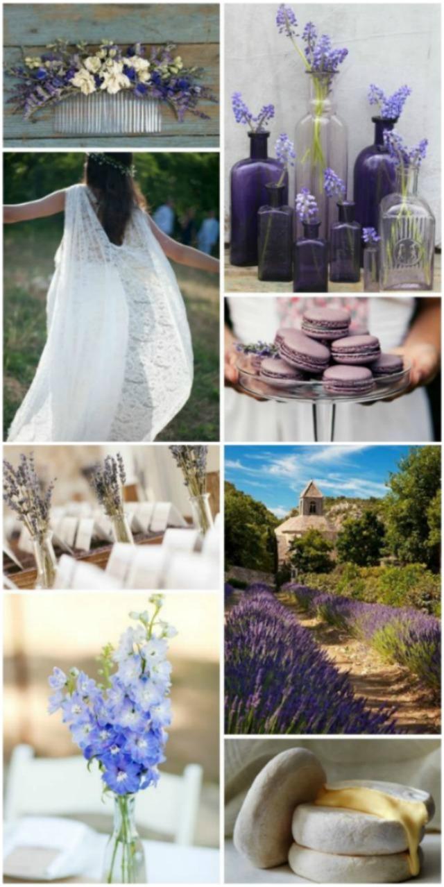 Provence moodboard