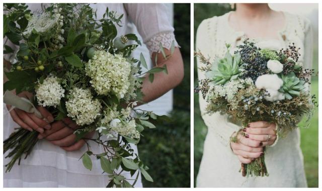 Viburnum bouquet