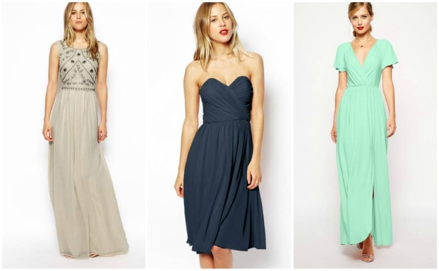 cool bridesmaids dresses